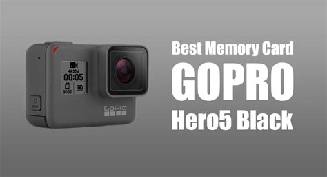 We did not find results for: 6 Best SD Memory Card for GoPro Hero 5 Black (in 2019)