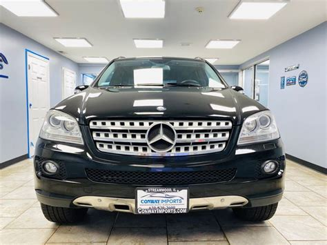 I have had many suv ,but the ml350 is the best. 2008 Used Mercedes-Benz M-Class ML350 4MATIC 4dr 3.5L at Conway Imports Serving Streamwood, IL ...