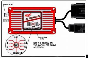 Msd Ignition Controller For Ls Engines Has Huge Feature