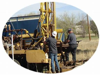 Drilling Well Water Mechanical