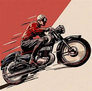 Vintage Motorcycle Wallpapers - Wallpaper Cave