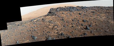 New Curiosity Image Shows 'Garden City' Site on Mount Sharp