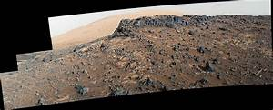 New Curiosity Image Shows 'Garden City' Site on Mount Sharp