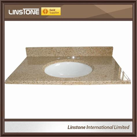 Yellow Bathroom Vanity Tops by Countertops Bathroom Vanity Tops Granite