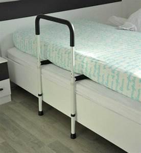 Lit Pour Adulte : barre d 39 appui pour lit appui de lit barri re pour lit adulte ~ Teatrodelosmanantiales.com Idées de Décoration
