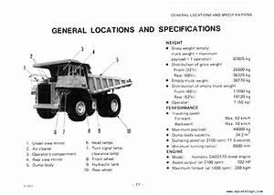 Komatsu Dump Truck Hd465