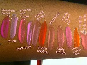 NYX Lip Butter Lip Gloss Swatches | Makeup | Lipstick for ...