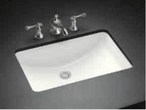 Kohler Cabinets, Kohler Rectangular Undermount Bathroom