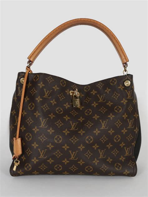 louis vuitton gaia monogram canvas luxury bags