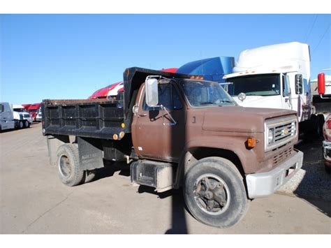 Chevrolet Dump Truck For Sale Auction Lease