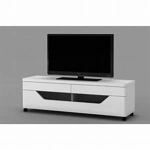 Banc Tv Design : banc tv design klara atylia meuble tv atylia pas cher ventes pas ~ Teatrodelosmanantiales.com Idées de Décoration