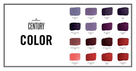 color experience century color century benjamin