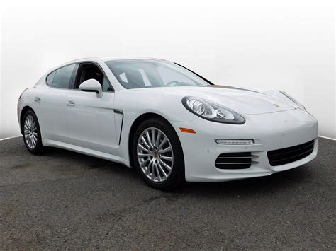 Pre-owned 2016 Porsche Panamera 4 Edition 4d Hatchback In