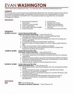 Examples resume resume ideas for Human resources resume skills