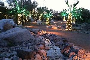 Holiday Nights At Tohono Chul  Tucson Attractions Review