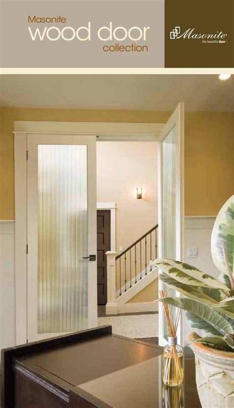 masonite interior wood door catalog  superior window