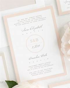 modern circle logo wedding invitations wedding With circle box wedding invitations