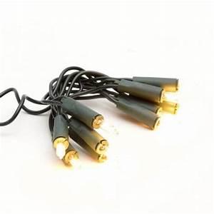 Guirlande Lumineuse Ampoule : guirlande lumineuse de noel 10 petites ampoules blanches vente en ligne sur holyart ~ Teatrodelosmanantiales.com Idées de Décoration