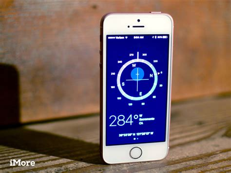 compass app for iphone how to use the compass on iphone imore