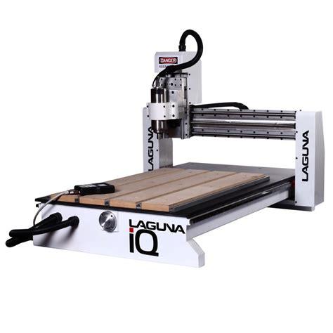 laguna iq    cnc machine