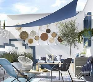 Parasol De Terrasse : parasol tonnelle pergola voile d 39 ombrage leroy merlin ~ Teatrodelosmanantiales.com Idées de Décoration