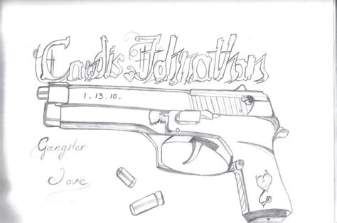 17 Best Ideas About Gangster Drawings On Pinterest
