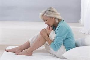Умеренные боли в коленном суставе