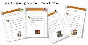 Faire Des Photocopies : rallye copie rentr e bout de gomme rallye et le rallye ~ Maxctalentgroup.com Avis de Voitures