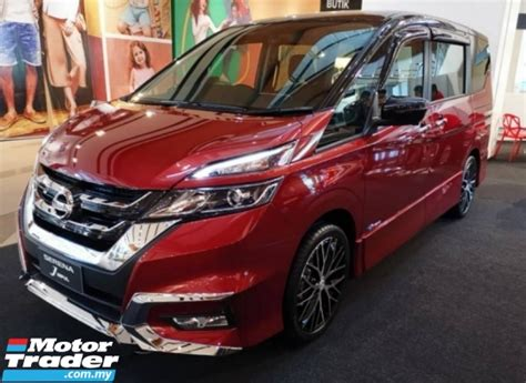 Visit your nearest nissan showroom in kuala lumpur for best promotions. New nissan serena for sale in Malaysia