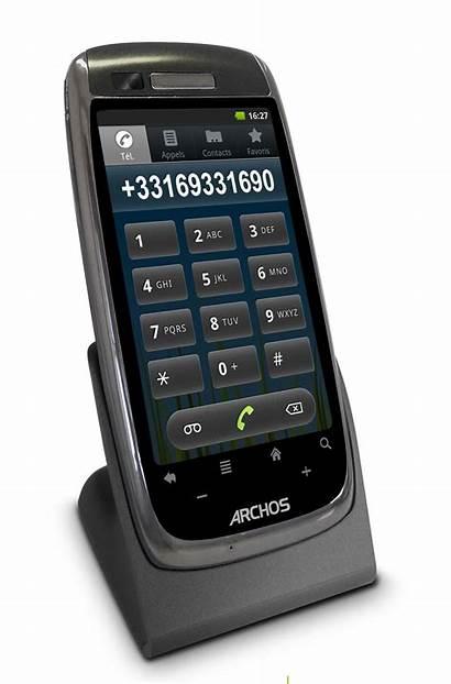 Dect Telefon Android Archos Webradio Magazin Manager