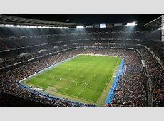 Estadio Santiago Bernabeu The $500m stadium wrapped in a