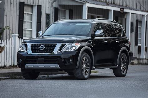 2018 Nissan Armada Suv Pricing  For Sale Edmunds