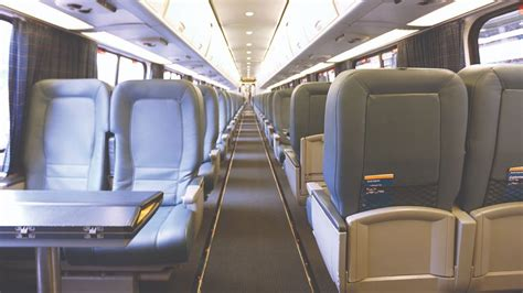 amtrak  acela makeover   trains   horizon business traveller