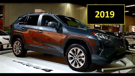2019 Toyota Rav4 Limited by 2019 Toyota Rav4 Limited Used Car Reviews Cars Review