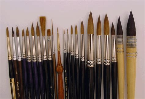 water color brushes brushes
