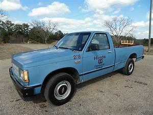 1987 Chevrolet S