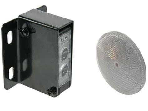 detecteur de passage exterieur infrarouge ir lichtsluizen en foto elektrische sensoren