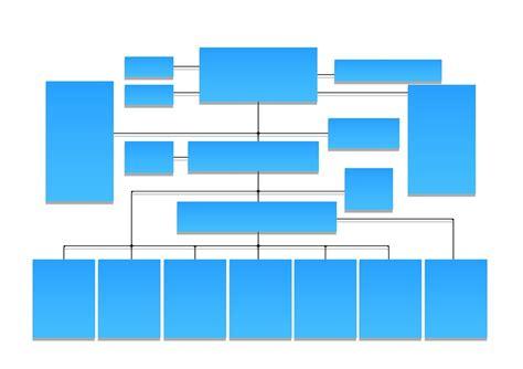grand bureau noir illustration gratuite organisation organigramme image