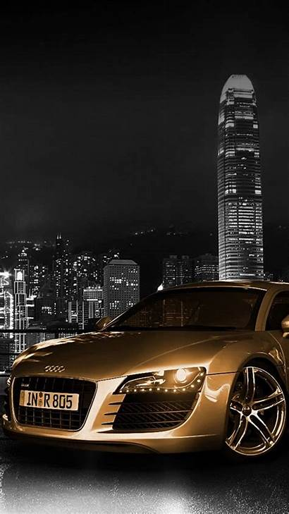 Audi Cars Wallpapers Cool Gold Iphone Android