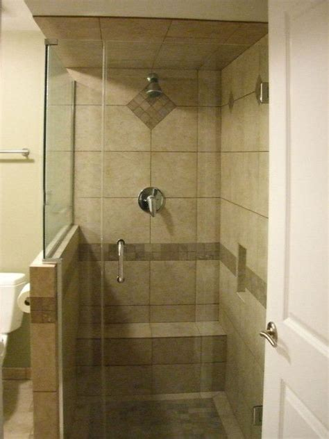 Shower Stall Designs Small Bathrooms by Small Shower Design Pictures Remodel Decor And Ideas