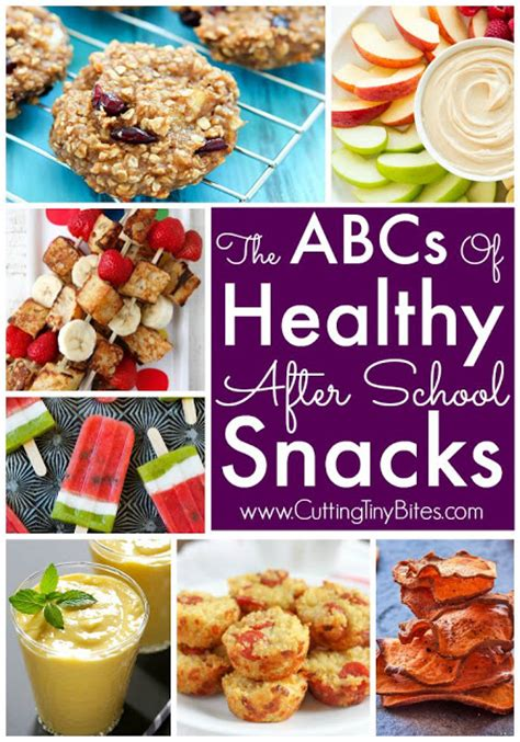 the abcs of healthy after school snacks what can we do 764 | HealthyAfterSchoolSnacks