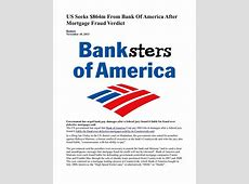 bank of america home mortgage