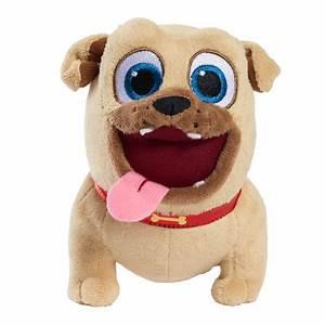 Disney Junior Puppy Dog Pals Bean Plush Rolly - Walmart.com