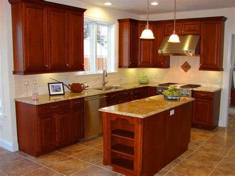 L-shaped Kitchen Arrangement For Kitchen Design