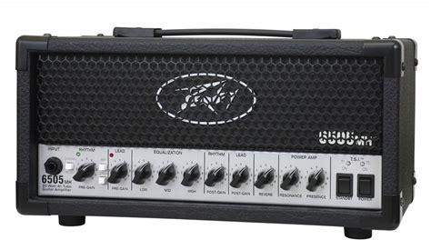 Peavey 6505 Plus Guitar Amplifier Half Stack