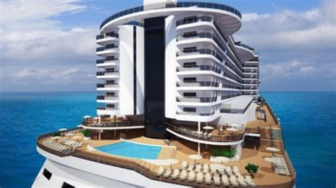 MSC Seaside New U0026#39;beach Condou0026#39; Style Cruise Ship Unveiled By MSC Cruises