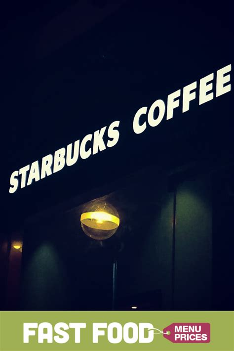 The company started selling coffee beverages aside from … Starbucks Menu Prices - Fast Food Menu Prices | Salted caramel mocha frappuccino, Starbucks menu ...