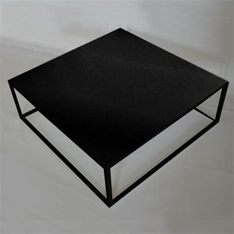 table basse carr 233 e style industriel fell itc