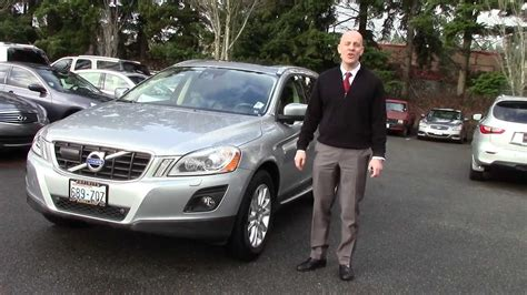 2010 Volvo Xc60 T6 Review by 2010 Volvo Xc60 T6 Awd Review We Review The Xc60 Engine