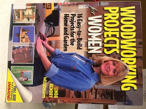 woodworking   ladies awful library books